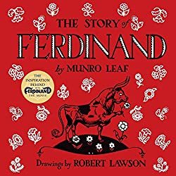 Get THE STORY OF FERDINAND the Bull book (AFFILIATE)