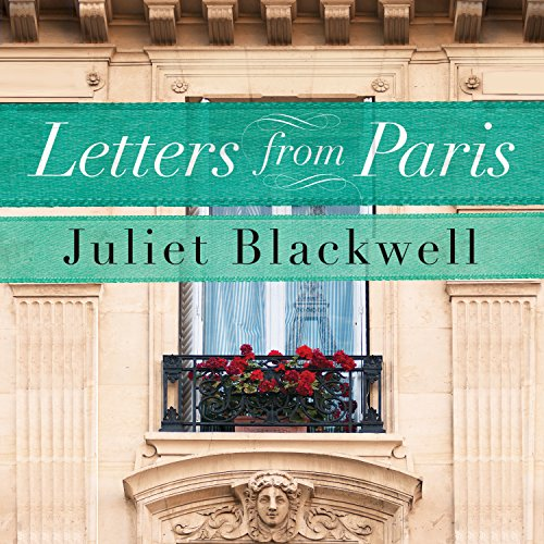 Letters from Paris audiobook cover art