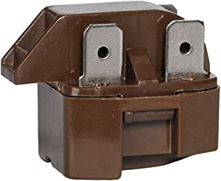 HIFROM Replacement IC-4 Refrigerator Freezer Compressor PTC Start Relay For Frigidaire Gibson GE Whirlpool Ropper Kenmore Replace 32330 WP2262185 WR07X26748 4387913 216594300