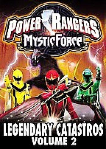 Power Rangers - Mystic Force - Vol.2 [Edizione: Paesi Bassi] [Edizione: Regno Unito]