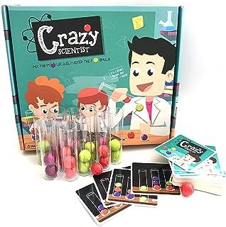 مجموعة ألعاب علمية للأطفال من كوسيو مرحة ومبتكرة ومثيرة للاهتمام ألعاب تعليمية عالمية تفاعلية للأطفال مثيرة للاهتمام التفاعلي