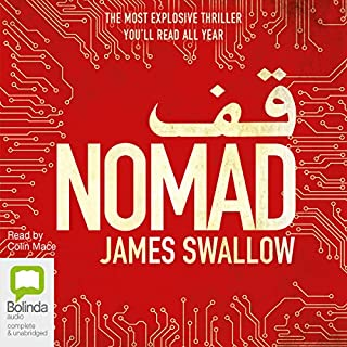Nomad                   By:                                                                                                                                 James Swallow                               Narrated by:                                                                                                                                 Colin Mace                      Length: 16 hrs and 39 mins     1,403 ratings     Overall 4.3