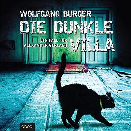 Die dunkle Villa audiobook cover art