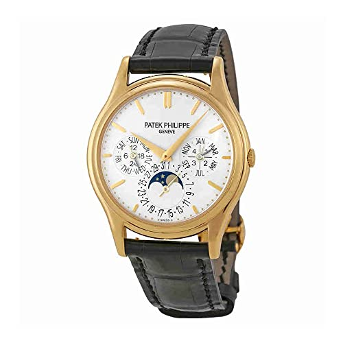 41050b4843d Patek Philippe Grand Complication White Dial 18kt Yellow Gold Mens Watch  5140J-001