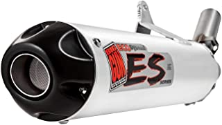 Big Gun Exhaust 07-1412 Eco Slip-On Exhaust System (Color: Brushed, Material: Aluminum)