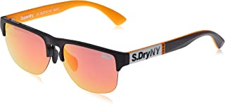 نظارة شمسية للجنسين سوبر دراي - رمادي بدون لمعة SDLASERLIGHT-108 - مقاس 55-19-147 ملم