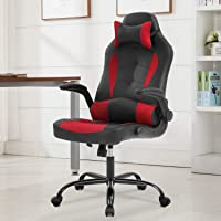Deals on OffiClever Racing Style Office High Back Desk Executive Chair