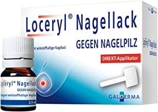 Loceryl gegen Nagelpilz 2.5 ml
