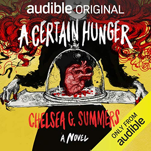A Certain Hunger audiobook cover art