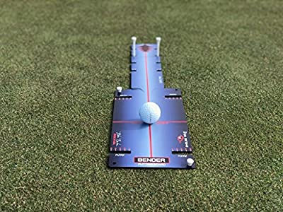 Golf Bender Putting Board