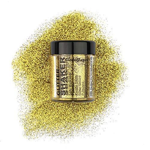 Stargazer Glitter Shaker, Maquillaje de ojos con brillos (Dorado) - 1 unidad