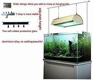 aquarium light suspension system
