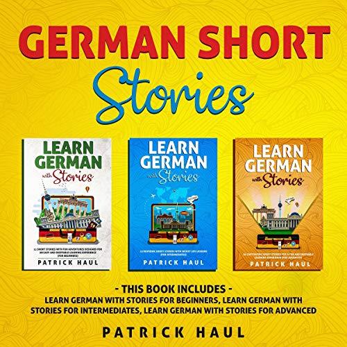 Page de couverture de German Short Stories