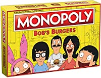 Monopoly Bobs Burgers Board Game | Themed Bob Burgers TV Show Monopoly Game | Officially Licensed Bob's Burgers Game [並行輸入品]