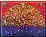 Mosd Il Grande Albero della Bodhi regala agli Uccelli tappeti da Bagno Felici, tappetini Antiscivolo per Ingresso Esterno per Interni, Tappetino da Bagno da 15,7x23,6 Pollici