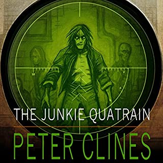 The Junkie Quatrain cover art