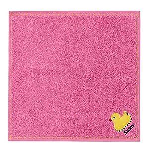 サッシー(SASSY) サッシー・ミニタオル ピンク 箱パッケージ GFSA7451