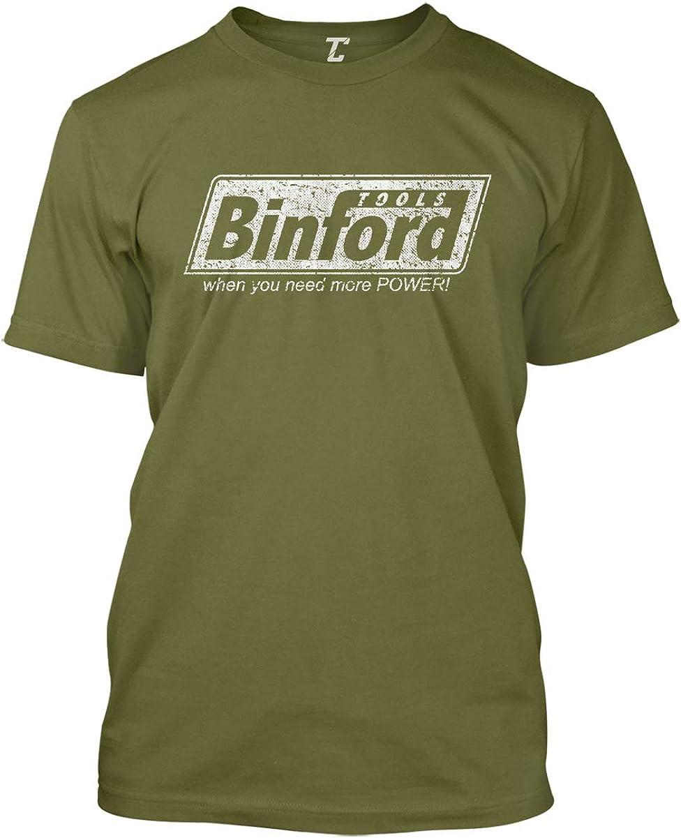 Binford Tools Handyman Worker Hoodie Sweatshirt