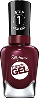 Sally Hansen Miracle Gel Nail Polish, Wine Stock, Pack of 1