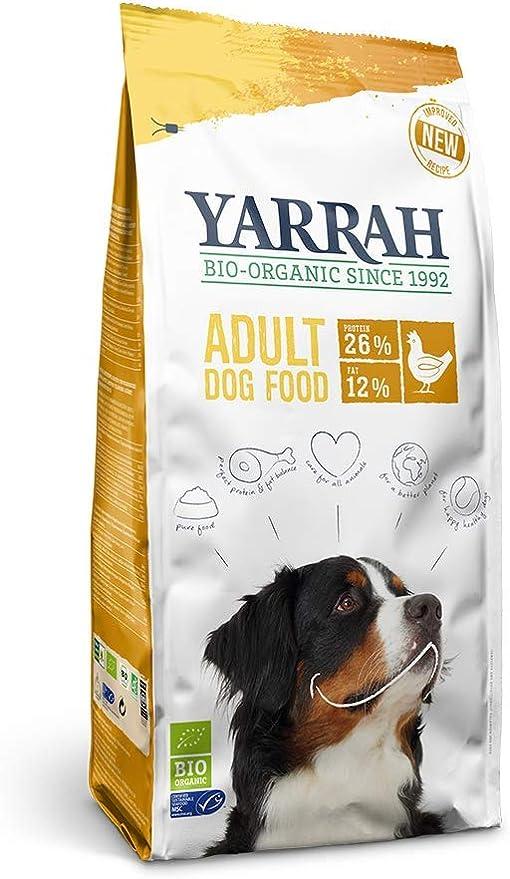 Yarrah Perro Adulto Pienso De Pollo Con Proteina 5Kg. Bio 1 Unidad 5000 g