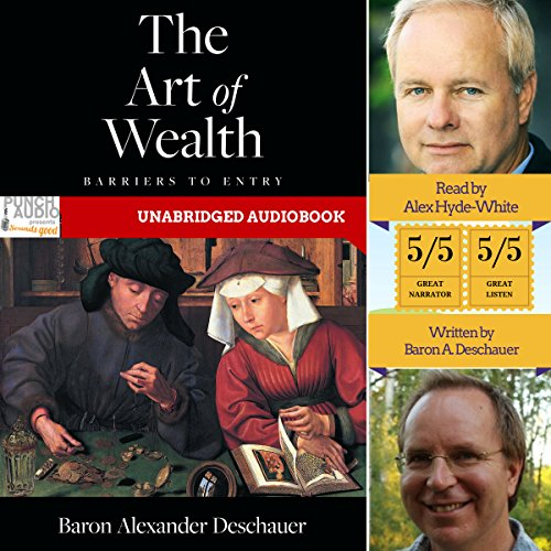 The Art of Wealth audiobook cover art