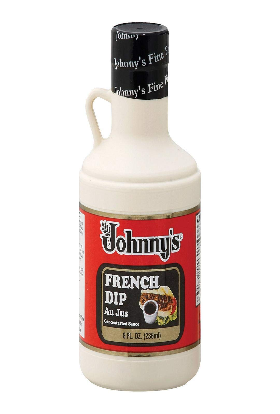 Johnny's French Dip Au Jus Concentrated Sauce -- 8 fl oz