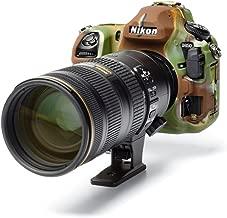 Easycover Nikon D850 Kamuflaj Silikon Kılıf