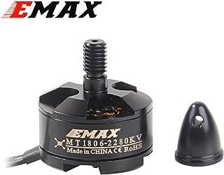 EMAX MT1806 2280KV CW Brushless Motor for QAV210 X220 QAV250 FPV Racing Drone Quadcopter by Crazepony