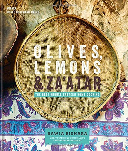Compare Textbook Prices for Olives, Lemons and Za'atar: The Best Middle Eastern Home Cooking  ISBN 9780857837578 by Bishara, Rawia