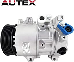 AUTEX CO 11178JC AC Compressor & A/C Clutch Replacement for Toyota Camry 2007 2008 2009 2.4L/Toyota RAV4 2006 2007 2008 2.4L
