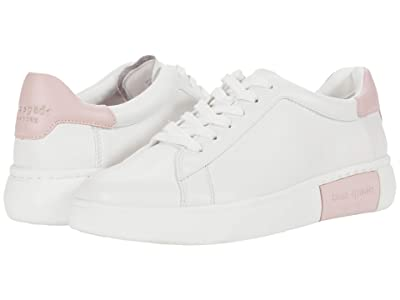 Kate Spade New York Lift (Optic White/Tutu Pink) Women