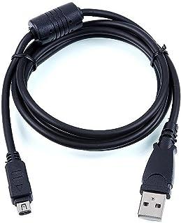 yan USB PC Data SYNC Cable Cord Lead for Olympus Camera Stylus 850 SW MJ u 850 SW
