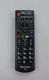 New Factory Original Panasonic N2QAYB000822 Viera TV Remote Control/Compatible Edition for Many Panasonic Remote Controls
