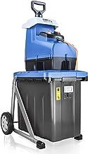 Powerful Hyundai Portable Garden Shredder 2800w 2.8 kw 230v Electric Garden Shredders, Branch Shredder , Electric Motor, L...