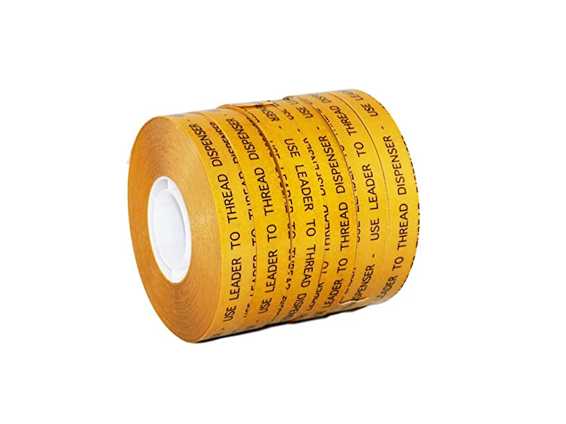 T.R.U. ATG-7502 ATG Tape (Acid Free Adhesive Transfer Tape): 1/2 in. wide x 36 yds. (Pack of 6)