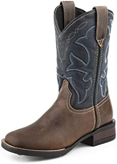 Roper Monterey, 4 Big Kid Brown/Navy