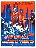 Let Sleeping Corpses Lie (1974)'Non si deve profanare il sonno dei morti' Movie Poster 24x36
