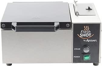 Adcraft CTS-1800W Half-Size Fresh Shot Steamer, 120v