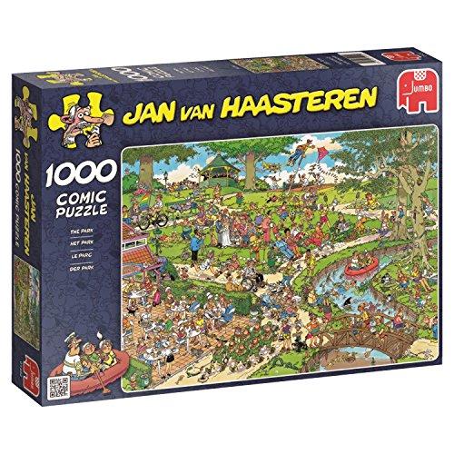 Jumbo - Puzzle The Park, 1000 Piezas (01492)