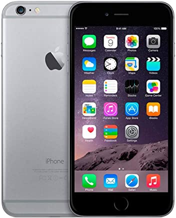 "Iphone 6 Apple Cinza Espacial Com Tela 4,7"", 4G, 16 Gb E Câmera De 8 Mp"