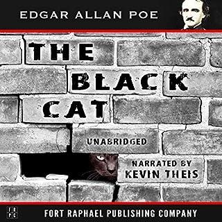 The Black Cat - Unabridged audiobook cover art