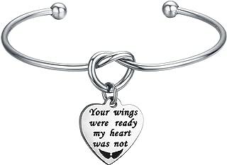 your wings were ready bracelet