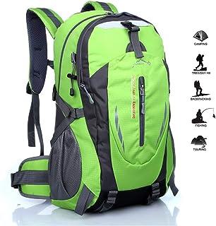 FamilyeShop 40L Lightweight Waterproof Outdoors Traveling, Walking, Mountain Hiking, Camping, Trekking Backpack Bag