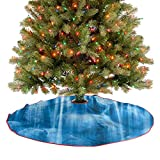 Top 10 Waterfall Ribbon Christmas Trees