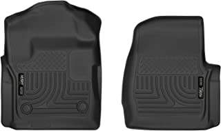 Husky Liners Fits 2017-19 Ford F-250/F-350 with Standard Cab X-act Contour Front Floor Mats