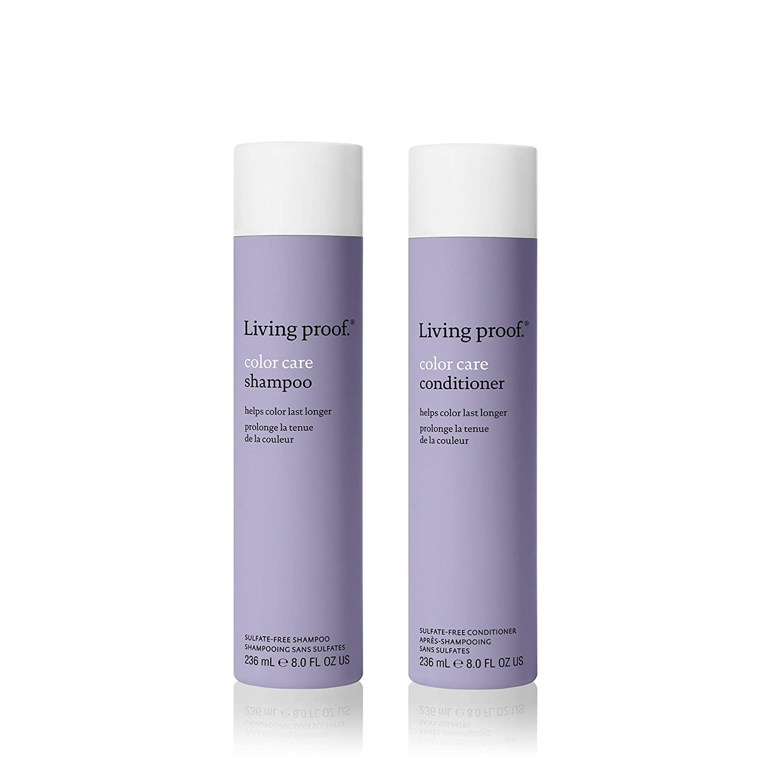 Living proof Time sale Color Care Set low-pricing Shampoo + Conditioner