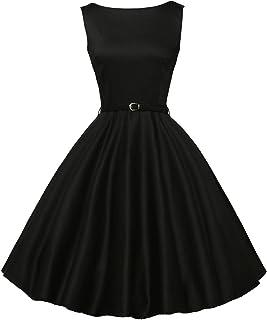Amazon.com  Fit   Flare - Dresses   Clothing  Clothing 88c58b64f