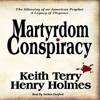 Martyrdom Conspiracy audiobook cover art
