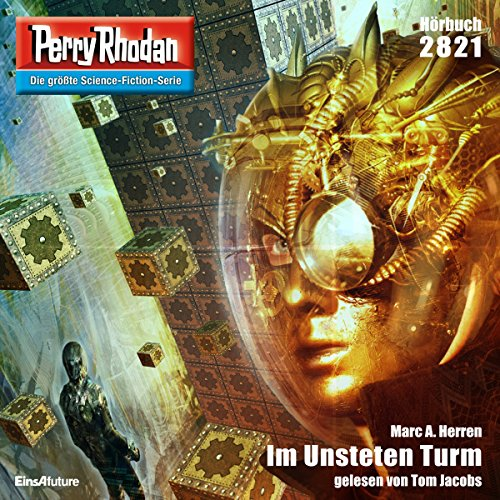 Im Unsteten Turm audiobook cover art