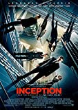 Poster Inception Vintage Theaterplakat - A3 (42x30 cm)